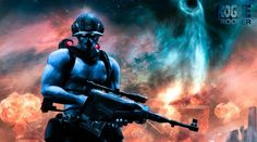 Duncan Jones gives an update on the Rogue Trooper movie Playstation 2, Xbox, Sci Fi Comics, Comics Story, Judge Dread, Amazon Prime Free Trial, Wii, Comic Art, Comic Books