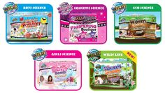 Gender stereotypes in marketing of science toys for kids- good post to use with my media class.