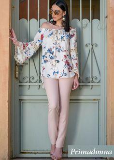 Κάντε την ανοιξιάτικη εμφάνισή σας μοναδική με την υπογραφή Primadonna. Shop now > www.primadonna.com.gr Floral Tops, Women, Fashion, Moda, Top Flowers, Fashion Styles, Fashion Illustrations, Woman