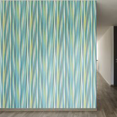 You'll love the Cool Waves Removable 8' x 20 Abstract Wallpaper at Wayfair - Great Deals on all Furniture products with Free Shipping on most stuff, even the big stuff.