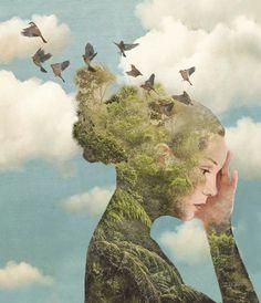 The Magazine of Contemporary Illustration ::: Daria Petrilli Daria Petrilli, Magic Realism, Surrealism Painting, Italian Artist, Whimsical Art, Surreal Art, Figurative Art, Female Art, Art Images