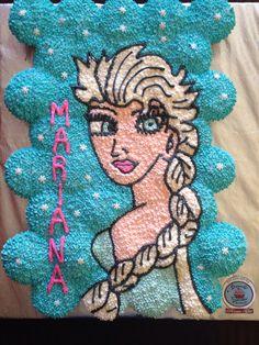 Pastel Elsa Frozen