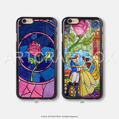 The beauty and the Beast iPhone 6 iPhone 6 Plus case 097