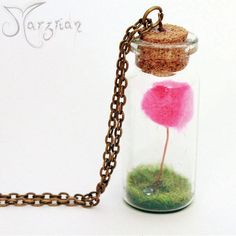 The Lorax necklace ($12). | 35 Impossibly Clever Pieces Of Jewelry Inspired By Books