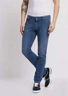 3813b572f4 Emporio Armani Extra Slim-Fit J10 Denim Jeans In 10 Oz Cotton Twill ...