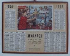 ALMANACH des PTT.
