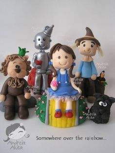 The Wizard of Oz #topcake