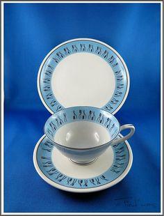 Vintage Sammeltasse  Kaffeegedeck Lettin 1950er von Find´was ♥ Altes ♥ Schönes ♥ Gemaltes auf DaWanda.com