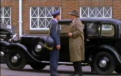Foyle's War Vehicles Morris Oxford