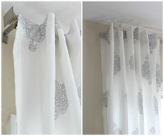 DIY French Curtain Rod for $6