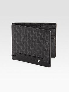 Montblanc Nightlife Leather Wallet