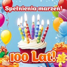 Impreza, Birthday Candles, Quotations, Happy Birthday, Humor, Diy, Polish, Facebook, Poland