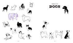 Julia Kuo: 20 Ways To Draw A Cat
