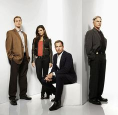 NCIS - I want to work w/these guys!