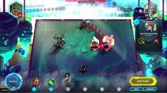 Duelyst is a Free to Play (F2P), Arcade simulation of a Tactical Multiplayer Game played on turns (TBS)