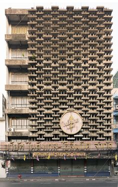 A subjective atlas of modern architecture: Nightingale-Olympic Company, Bangkok, Thailand,...