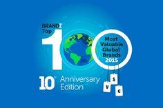BrandZ | Apple reconquista 1º lugar no ranking das 100 marcas mais valiosas - Blue Bus