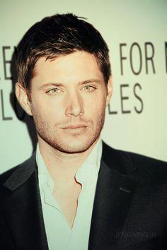 Holy Crap, Sir. #SupernaturalCast #JensenAckles #ThePaleyFestival