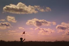 Planting a Flag, taken with Edge 80 by Victoria Hederer Bell #lensbaby