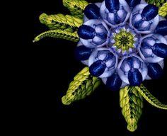 Magica Cecilia: trasforma i nudi artistici in fiori