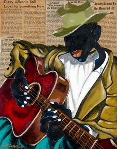 Happy Blues by Leroy Campbell