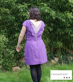 Ma version test de la robe Georgina