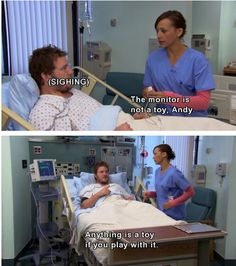 """You can have fun everywhere with him:   26 Reasons You Should Wish Your Best Friend Was Andy Dwyer From """"Parks And Recreation"""""""