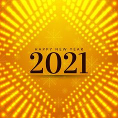 Happy new year bright yellow images 2021 for friends and families. May you have a wonderful year ahead. #newyearimages2021 Happy New Year Banner, Happy New Year Background, Happy New Year Cards, Happy New Year Greetings, New Year Greeting Cards, New Year Images Hd, Happy New Year Pictures, Fireworks Images, New Year Fireworks