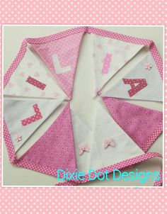 7095d2f10 24 Best Girls Bunting images