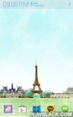 World Travel Atom Theme  Android App - playslack.com , This theme collected landmarks of france, spain, japan, india and Italy.Each time your device are turned on and off, you can feel like go to backpacking.This theme bring back old memories to backpacker, and will make a new backpacker heart flutter.▶Atom Theme User Guide1. Press and hold an empty space on the home screen to choose your theme, or press the menu for theme settings2. Choose and apply the desired theme3. Changing icons: able…