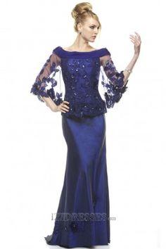 Trumpet/mermaid Off-the-shoulder Tulle Mother Of The Bride Dresses - IZIDRESSBUY.COM at IZIDRESSBUY.com