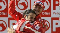 Emotional letter of Felipe Massa to Michael Schumacher