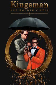 Kingsman_The_Golden_Circle_watch_Online Kingsman: The Golden Circle is a spy comedy movie. it's a sequel to Kingsman: the key Service. Kingsman Cast, Kingsman Suits, Eggsy Kingsman, Kingsman Movie, Taron Egerton Kingsman, Comedy Movies, Film Movie, Kingsman The Golden Circle, Movies