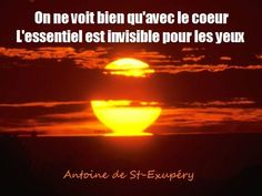 Citations De Coucher De Soleil sur Pinterest | Citations Sur L'océan ...