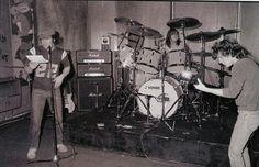 Malcom on drum