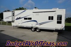 Luxurious Full time RV Living! 2005 Holiday Rambler Presidential 5th Wheel