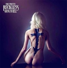 incorporating Satanic or dark references into her fashion statements, photo shoots, or music lyrics is nothing new for Momsen. In case you didn't know or remember, social media went abuzz with the cover art for the singer's group album 'Going to Hell,' which shows her naked body turned away from the camera. Painted along her back is a cross that points towards her buttocks – creating a disrespectful statement against religion.