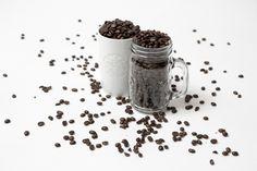 Coffee beans inside coffee cups by Paweł Chrząszczewski on tookapic