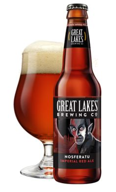 Nosferatu® Imperial Red Ale | Great Lakes Brewing Company