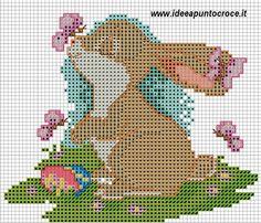 easter bunny by syra1974.deviantart.com on @DeviantArt