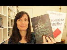 2 Livros: O livro das coisas que não aconteceram + A caderneta vermelha