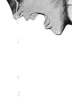 Read Monster Monsutā 8 Online For Free in Italian: volume - page 114 - Manga Eden Sad Drawings, Pencil Art Drawings, Drawing Sketches, Cry Drawing, Manga Art, Anime Art, Arte Obscura, Sad Art, Arte Horror