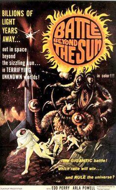 Affiches Films martiens de B a D