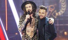 Jack Whitehall mocks One Direction's Zayn Malik but Liam Payne has a PERFECT comeback! VIDEO