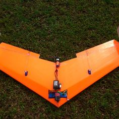 how to make a remote control plane from cardboard