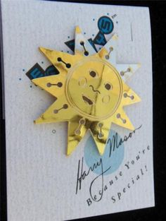 Vintage-Harry-Mason-Of-California-Because-Youre-Special-Sunshine-Figural-Pin