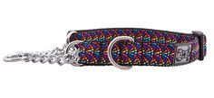 RC Pet Products Training Martingale Collar, Rainbow *** You can find more details by visiting the image link. (This is an Amazon affiliate link)