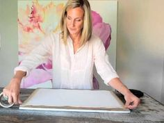 How to Stretch Watercolour Paper THE EASY WAY!