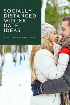 Winter will be here before you know it. Start planning your fun winter date ideas with these. Post College Survival Guide #winterdate #dateideas #winterdateideas Cheap Date Ideas, Cute Date Ideas, Date Ideas For New Couples, Winter Date Ideas, College Survival Guide, Dating, How To Plan, Couple Photos, Fun