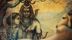He is the Lord of the Lord. Mahadeva is perhaps the most complex of Hindu deity. He is the Auspicious one (Shiva), The terrific one (Rudra), Lord of the Da